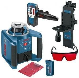 Nivela laser rotativa tip GRL 300 HV SET