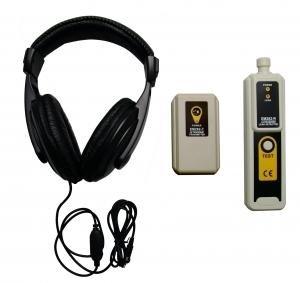 Detector cu ultrasunete pentru scurgeri rezervoare de gaz, aer