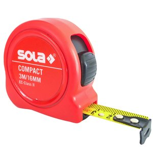 Ruleta SOLA COMPACT CO 3, 3m