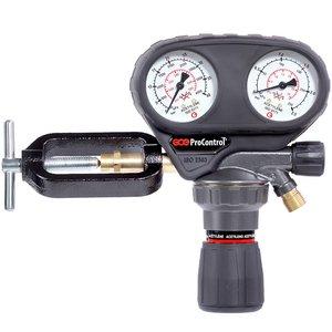 Reductor de presiune pentru acetilena ProControl, 25/1,5 bar