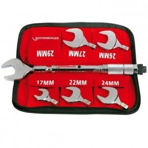 Set chei dinamometrice 17-22-24-26-27-29 mm