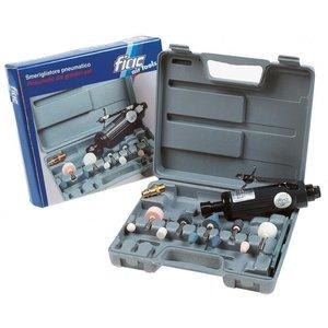 Polizor drept (biax) FIAC, 22000 rot/min, 176 mm, penseta 6 mm, tip 1040