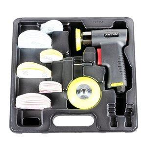 Set slefuitor cu excentric si control al vitezei de rotatie taler, 50/75 mm, 15.000 rpm, cu set accesorii in geanta, PNEUTEC tip UT8722/1