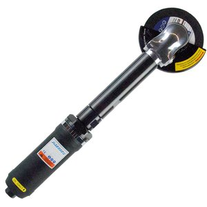 Polizor unghiular pneumatic pentru taiere, gat lung, 700 W, 100 mm, 14000 rot/min, tip UT8758B