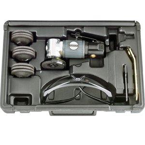 Mini polizor pneumatic, 50 mm, 20000 rot/min, cu set accesorii in geanta, tip UT8753S