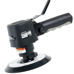 Slefuitor cu excentric si control al vitezei de rotatie taler, 150 mm, 10.000 rpm, disc autoadeziv, PNEUTEC tip UT8788C