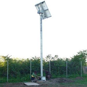 Stalp iluminat solar SIS330