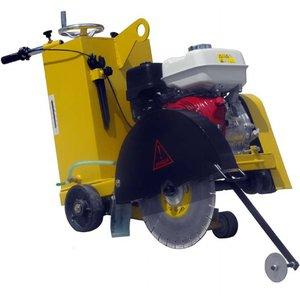 Masina de taiat beton asfalt tip ATB 400/90
