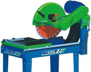 Masina de taiat materiale de constructii tip BALI 500