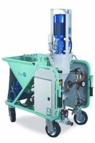Masina de mixat si pompat tencuieli KOINE5