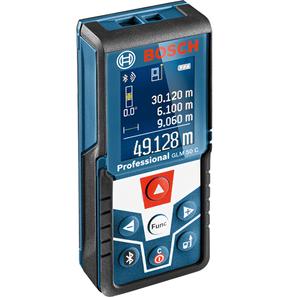 Telemetru laser 50 m si functie de conectare, tip GLM 50 C + Bratara fitness