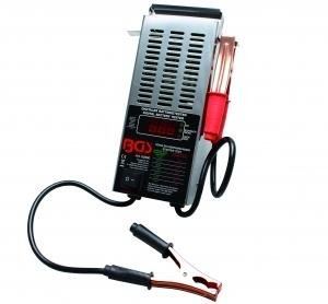 Tester digital pentru baterii, tip BG-63500