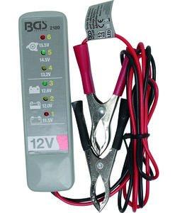 Tester baterii si sistem incarcare, tip BG-2189