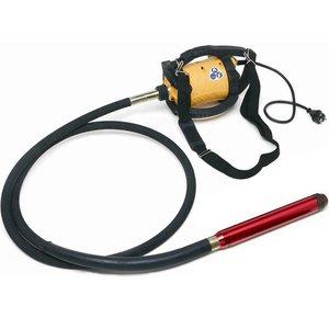 Vibrator electric de beton DINGO+TDX 5+AX 48