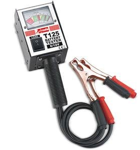 Tester pentru baterii si alternator, tip T125