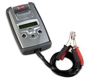 Tester digital pentru baterii si imprimanta, tip DTP800