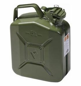 Canistra metal 5L