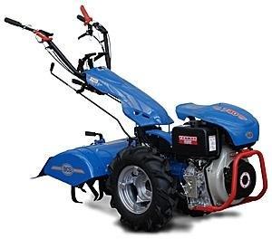 Motocultor tip BCS 740 Power Safe + Freza de pamant 80 cm