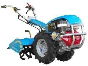 Motocultor GX270 cu roti si freza 70 cm AGT411 Bertolini