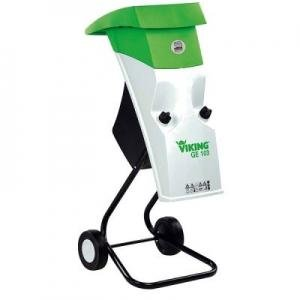 Tocator electric de resturi vegetale tip GE 103.1