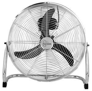 Ventilator de masa/podea cromat LOUISIANE
