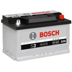 Acumulator auto 12V BOSCH tip S3 70Ah