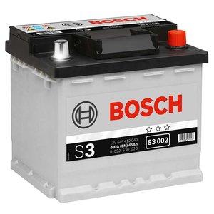Acumulator auto 12V BOSCH tip S3 45Ah