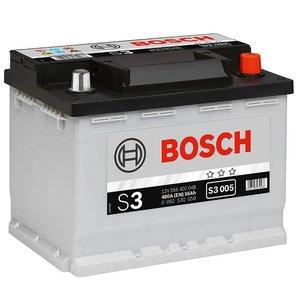 Acumulator auto 12V BOSCH tip S3 56Ah