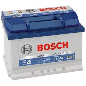 Acumulator auto 12V BOSCH tip S4 60Ah