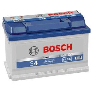Acumulator auto 12V BOSCH tip S4 72Ah