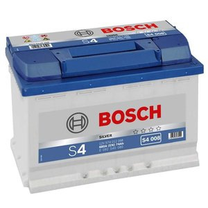 Acumulator auto 12V BOSCH tip S4 74Ah