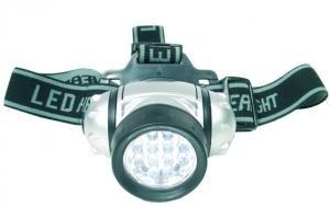 Lampa de frunte (lanterna), 12 LED-uri