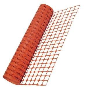Gard (plasa) delimitare lucrari in constructii 1 m X 50 m