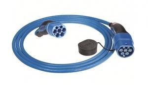 Cablu  de incarcare 7.5m, pana la 11kW, Tip LK11