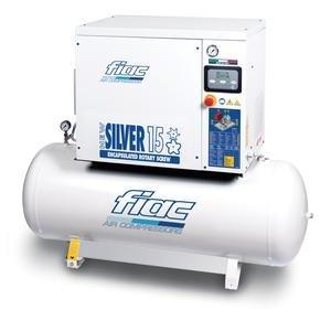 Compresor FIAC cu surub NEW SILVER 15/300, 8 bar