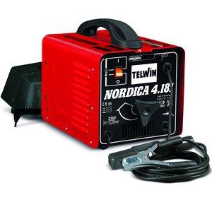 Transformator de sudura tip NORDIKA 4.181 TURBO