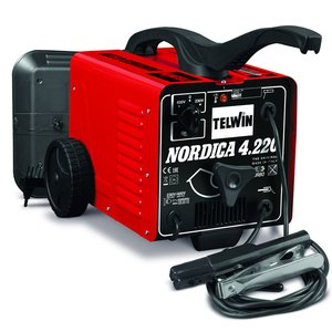 Transformator de sudura tip NORDIKA 4.220 TURBO