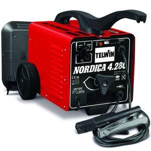 Transformator de sudura tip NORDIKA 4.280 TURBO