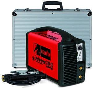 Invertor de sudura TECHNOLOGY 238 CE/MPGE ACX+ALU
