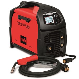 Invertor de sudura TECHNOMIG 210 DUAL SYNERGIC 230V