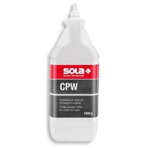 Praf de creta alb, 1400 g, tip CPW1400