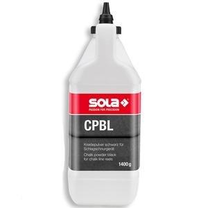 Praf de creta negru, 1400 g, tip CPBL1400