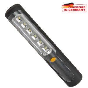 Lampa reincarcabila (proiector) cu LED, acumulator si dinam