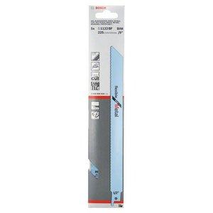 5 Panze pentru fierăstraie sabie, tip S 1122 AF flexibile