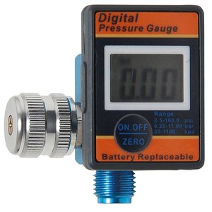 Regulator de presiune digital, max 11bar