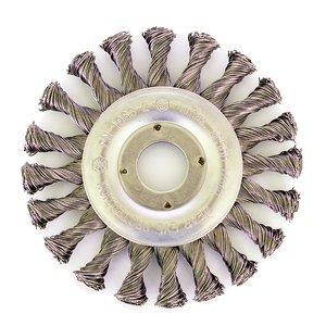 Perie sarma otel rasucit 125 mm OSBORN Germania pentru polizoare unghiulare