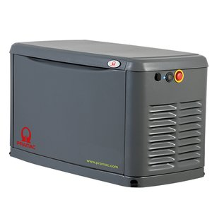 Generator de curent trifazat cu gaz metan / propan, PRAMAC GA20000