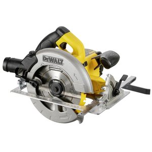 Fierastrau circular, disc 190mm, 1600W, tip  DWE575K-QS