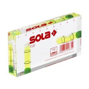 Nivela acrilica SOLA R102 Green, 2 bule