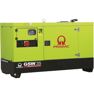 Generator trifazat, insonorizat, tip GSW 35 Y